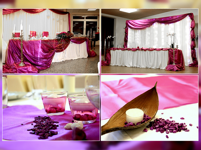 Wedding Decoration Ideas Wedding Reception Decorations